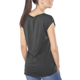 Black Diamond Mobility Camiseta Mujer, smoke